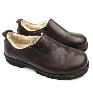 UGG Slip On Heavy Duty Loafers Shoes Sz 9